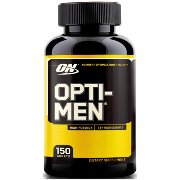 Витаминно-минеральный комплекс OPTIMUM OPTI-MEN, 150 таблеток