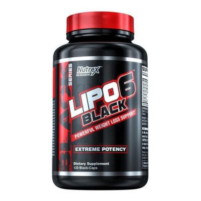 NUTREX LIPO-6, 120 капсул