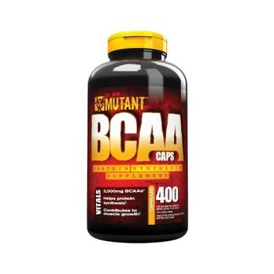 MUTANT BCAA, 400 капсул