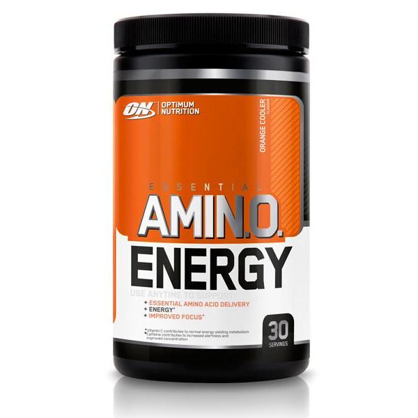 Комплекс аминокислот OPTIMUM NUTRITION AMINO ENERGY, 270 г