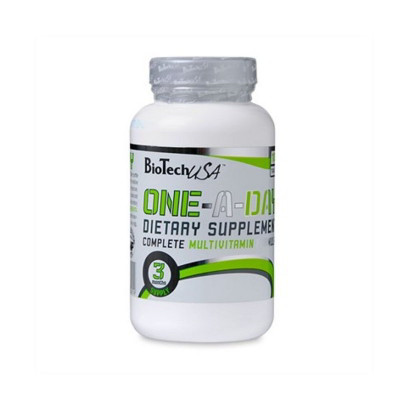 BIOTECH ONE A DAY, 100 таблеток