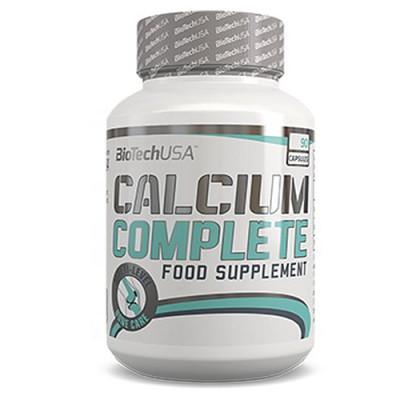 Кальций BIOTECH CALCIUM COMPLETE, 90 капсул