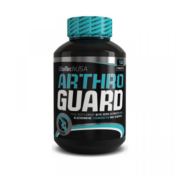 Препарат для связок и суставов BIOTECH ARTHRO GUARD, 120 таблеток