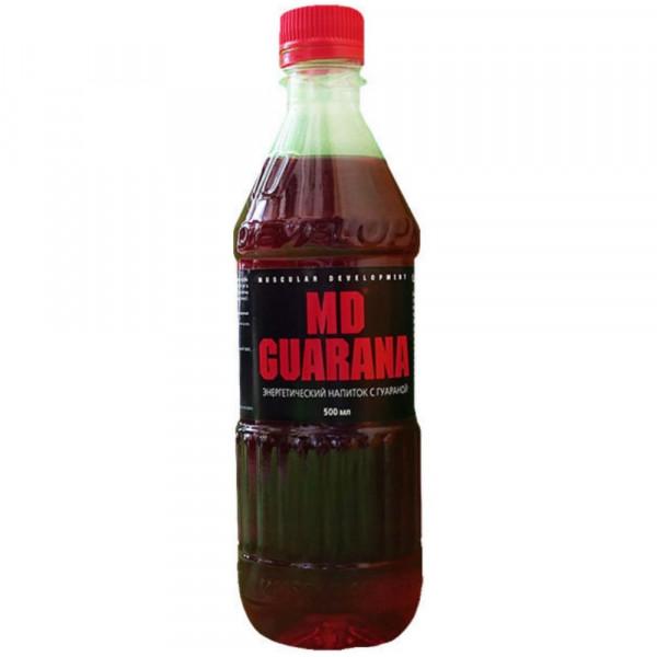Напиток спортивный MD Гуарана, 500 мл