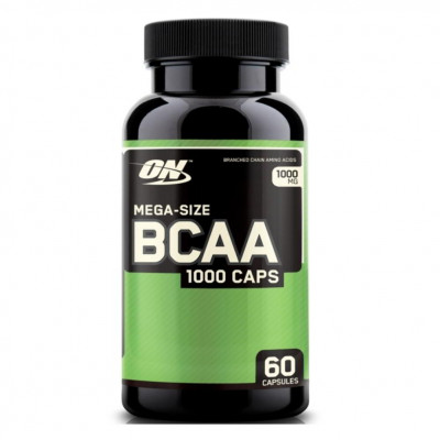 OPTIMUM BCAA 1000, 60 капсул