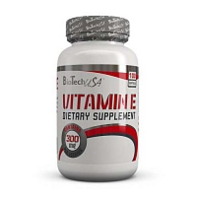 Витамин E BIOTECH VITAMIN E 300 мг, 100 таблеток