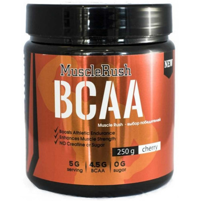 MUSCLE RUSH BCAA, 200 г