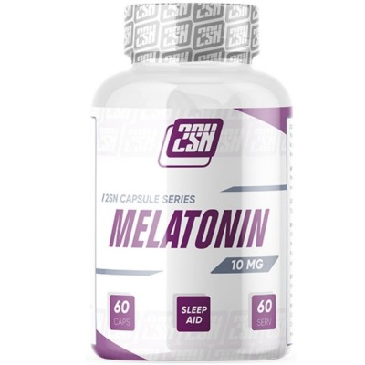 2SN MELATONIN 10 mg, 60 капсул