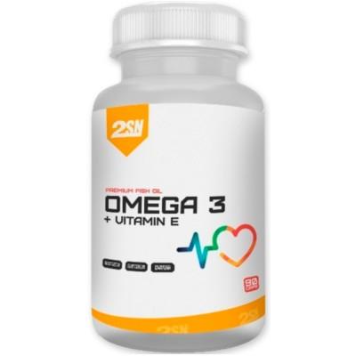 2SN OMEGA-3, 90 капсул