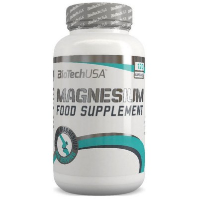 Магний BIOTECH MAGNESIUM, 120 капсул