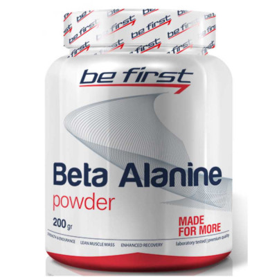 BE FIRST BETA ALANINE POWDER, 200 г