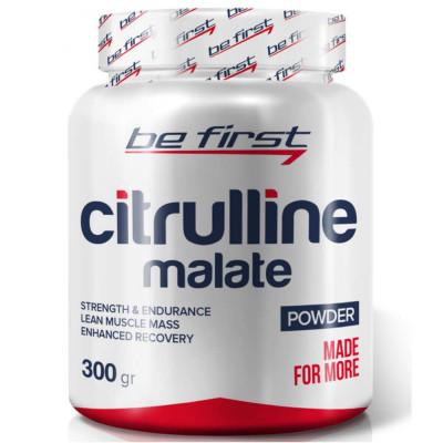 BE FIRST CITRULINE MALATE POWDER, 300 г