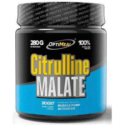 Цитруллин OPTIMEAL CITRULLINE MALATE, 280 г