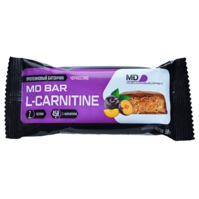 Шоколад MD L-CARNITIN BAR, 50 g
