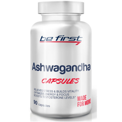 Адаптоген BE FIRST ASHWAGANDHA, 90 капсул