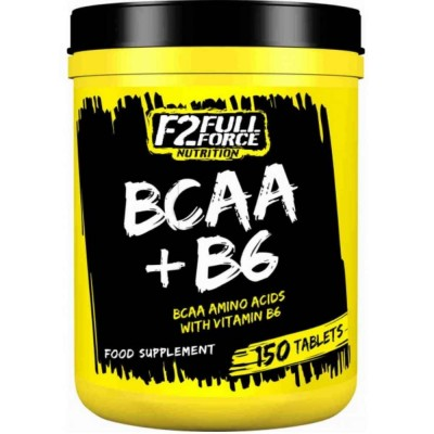 FULL FORCE BCAA + B6, 150 таблеток