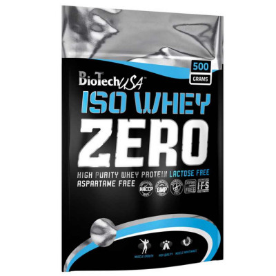 BIOTECH ISO WHEY, 500 г