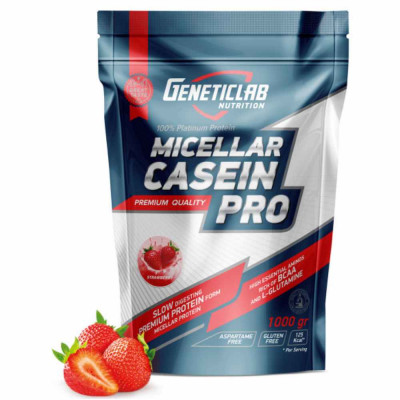 Казеин GENETIC LAB CASEIN PRO, 1000 g