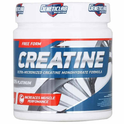 GENETIC LAB CREATINE POWDER, 300 г