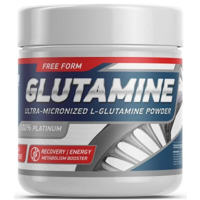 GENETIC LAB GLUTAMINE POWDER, 500 г