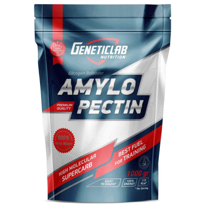 Углеводы GENETIC LAB AMYLOPECTIN, 1000 г