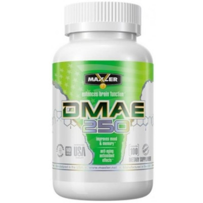 MAXLER DMAE, 100 таблеток