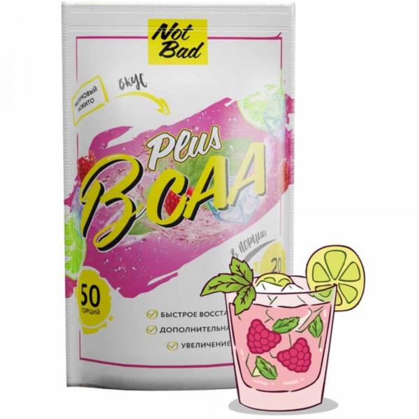 NOT BAD BCAA 2:1:1+ Витамин С, 250 г