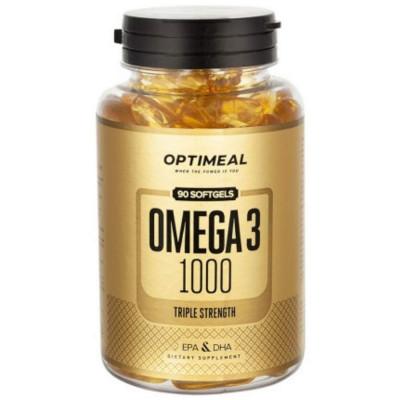 OPTIMEAL OMEGA-3, 90 капсул