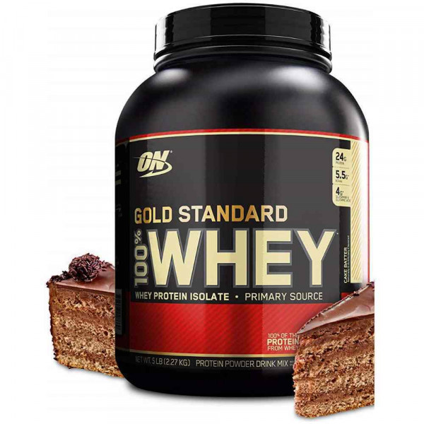 Протеин сывороточный OPTIMUM NATURAL WHEY PROTEIN 100% GOLD, 912 г