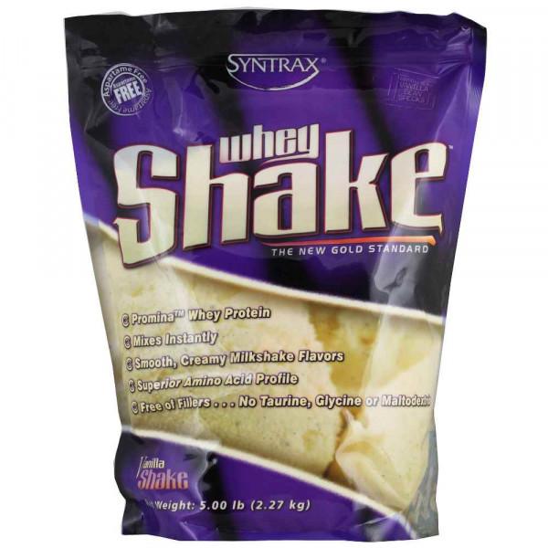 Протеин сывороточный SYNTRAX WHEY SHAKE, 2270 г