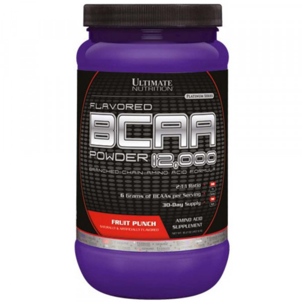 ULTIMATE BCAA 12000 POWDER, 450 г