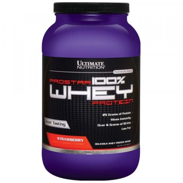 ULTIMATE PROSTAR WHEY, 907 г