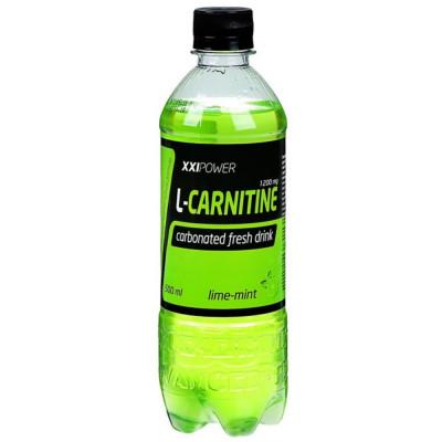 Напиток спортивный XXI POWER Л-Карнитин газированный, 500 мл