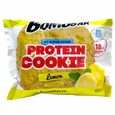 Печенье протеиновое BOMBBAR, 60 г