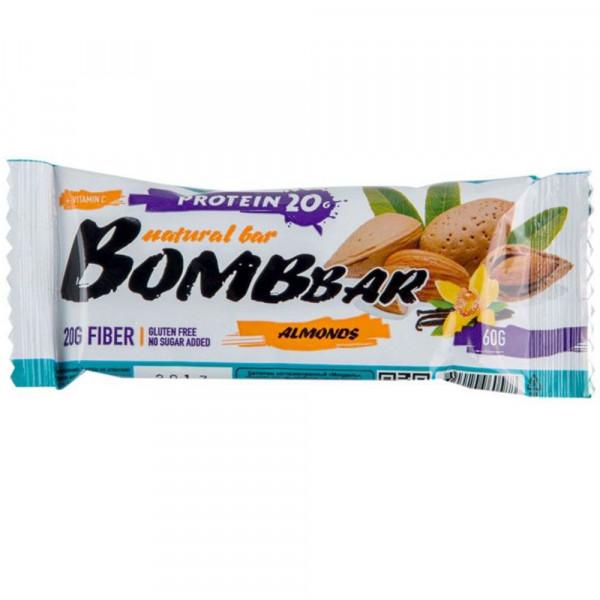Батончик BOMBBAR PROTEIN, 60 г
