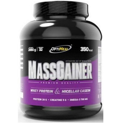OPTIMEAL MASS GAINER, 2880 г