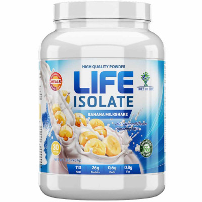 LIFE ISOLATE, 908 г