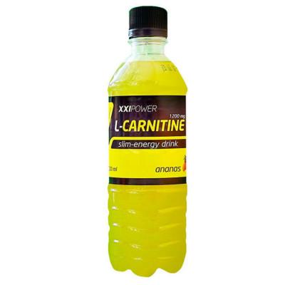 Напиток спортивный XXI POWER Л-Карнитин, 500 мл