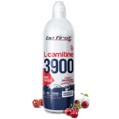 L-карнитин BE FIRST L-CARNITINE 3900, 1000 мл