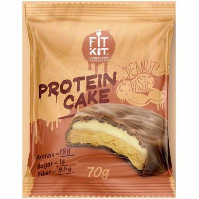 Печенье протеиновое FIT KIT PROTEIN CAKE, 70 г