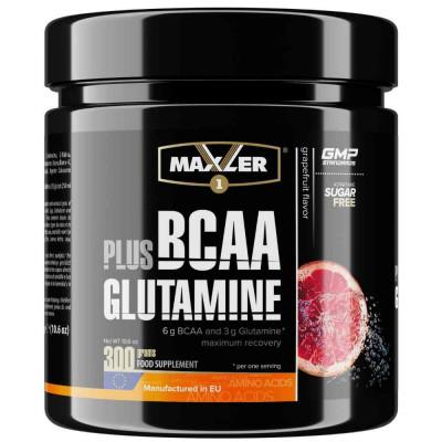 MAXLER BCAA + GLUTAMINE, 300 г