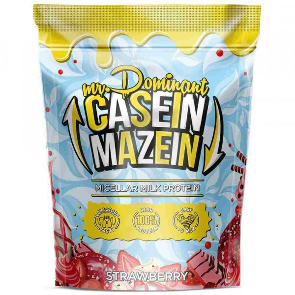 Казеин Mr. DOMINANT CASEIN MAZEIN, 900 г, 30 порций