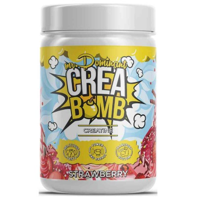 Mr. DOMINANT CREA BOMB, 500 г, 100 порций