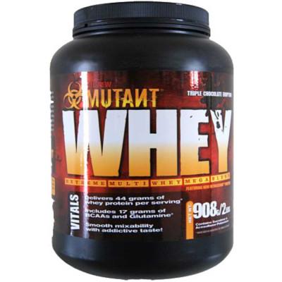 Протеин сывороточный MUTANT WHEY, 908 г, 30 порций