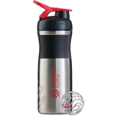 Шейкер BLENDER BOTTLE SPORTMIXER STAINLESS, 828 мл