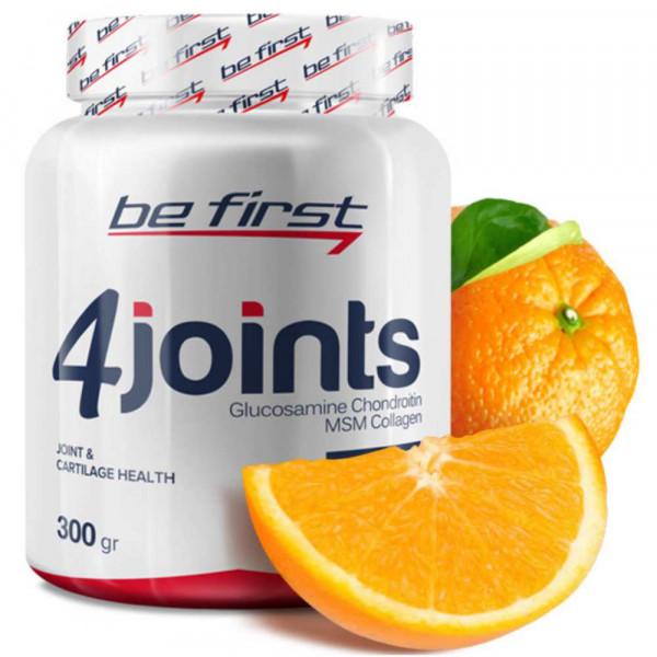 Препарат для связок и суставов BE FIRST 4JOINTS POWER, 300 гр, 26 порций