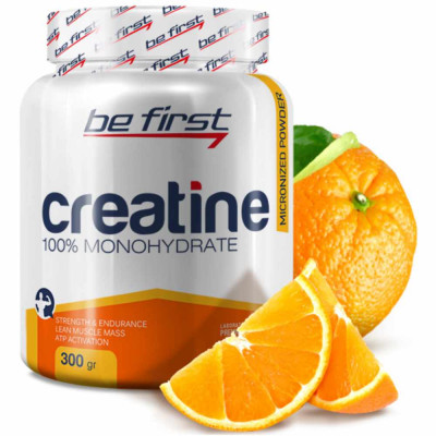 BE FIRST CREATINE POWDER, 300 г, 54 порции
