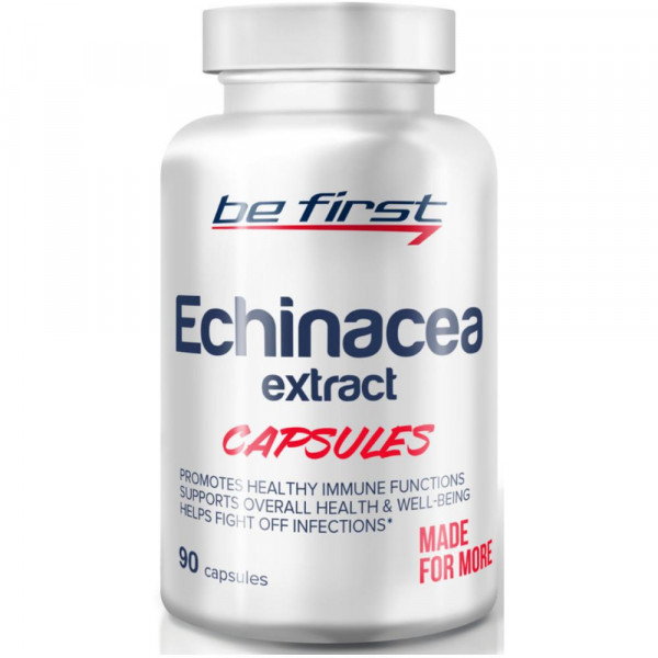 BE FIRST ECHINACEA EXTRACT, 90 капсул