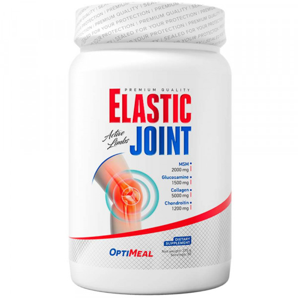 OPTIMEAL ELASTIC JOINT, 375 г, 30 порций
