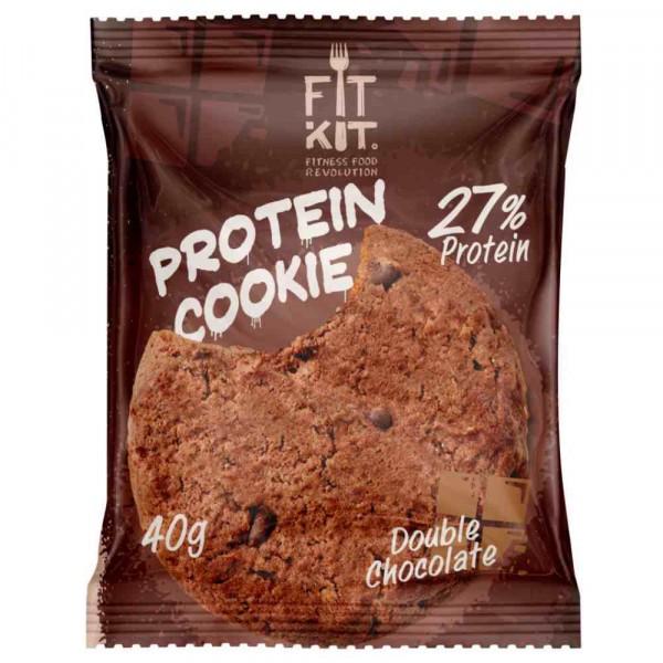 Печенье протеиновое FIT KIT PROTEIN CAKE, 40 г